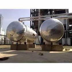 Cryogenic Nitrogen Storage Tank