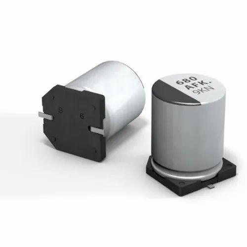35v3300uf Aluminium Aluminum Electrolytic Capacitor, Packaging Type: Box,  Rs 40 /unit | ID: 21179779862