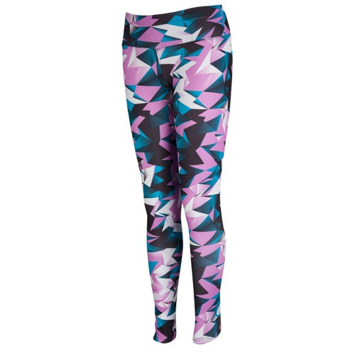 e3d08bbb52908 Nylon Casual Wear Ladies Straight Fit Printed Legging, Size: S, Rs ...