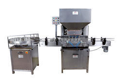 BHAVANI Honey Filling Machine, Capacity: 40 To 60 Bottles Per Minutes, 5 Kw