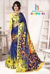 Digital 1 Printed Saree