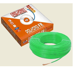 Polycab  FRLS PVC Copper Wires
