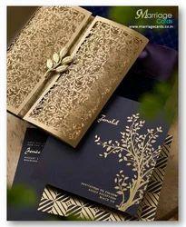 Royal Paper Designer Marriage Cards 3