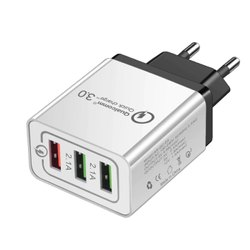 Fast Charging Qualcomm 3.0 Universal Charger