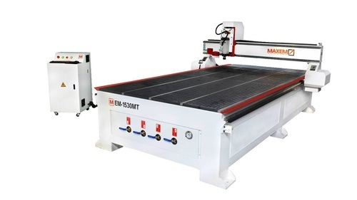 CNC Routers - CNC Wood Carving Machine Wholesale Trader from