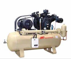 15T2 Ingersoll Rand Reciprocating High Pressure Air Compressors, 20hp