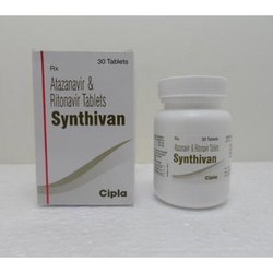 Atazanavir and Ritonavir Tablets