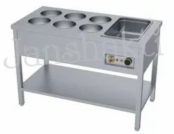 Round Container Bain Marie