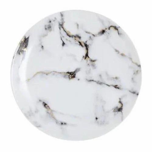 Whiteblack Melamine Plates Size 5-13 Inch  sc 1 st  IndiaMART & Whiteblack Melamine Plates Size: 5-13 Inch Rs 82 /piece | ID ...