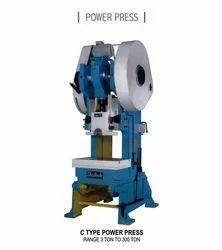 300 Ton C Type Power Press Machine