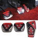 Interior Car Accessories Racing Pedal Cover