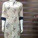 Multicolor Ladies Designer Kurti