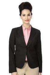Mark Semi-Formal Women Branded Blazer