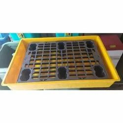 Spill Containment Tray Pallets