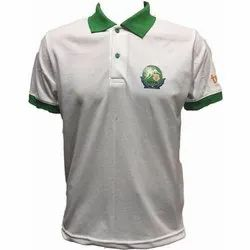 Polyester Promotional Polo T Shirt
