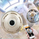 Wifi Panoromic Cctv Camera 360 Degrees