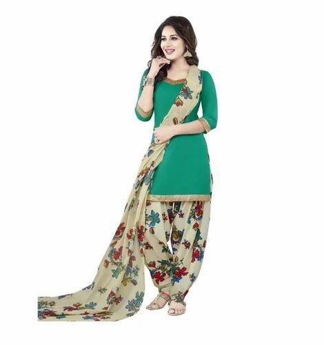 0eddf983b3 Wedding And Bridal Wear Patiala Salwar Kameez, Rs 290 /piece   ID ...