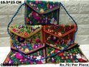 Colorful Banjara Sling