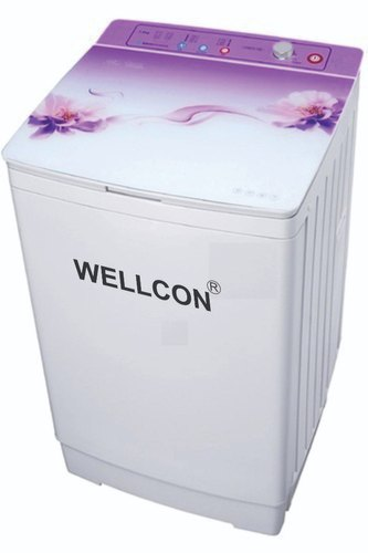 White Fully Automatic Washing Machine 5kg, Capacity: 5 Kg, Model: Well50