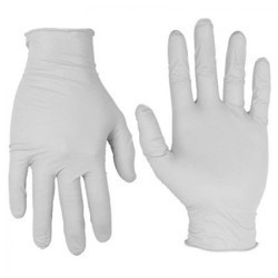 Acid Resistant Rubber Gloves