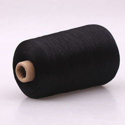 Polyester Viscose Black 65 35