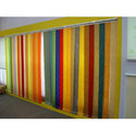 Multi Color Vertical Blinds