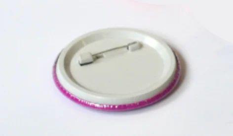 Safety Pin Badge, Motifs, Badges, Emblems & Lanyards   Impressions