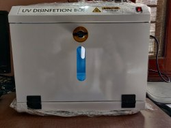 UV Sanitization box (Disinfection of corona Virus Covid 19)