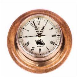 Ship Decorative Clock