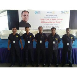 Male Event Security Service, In Local