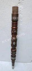 Brown Ace Wood Crafts Rosewood Pillar