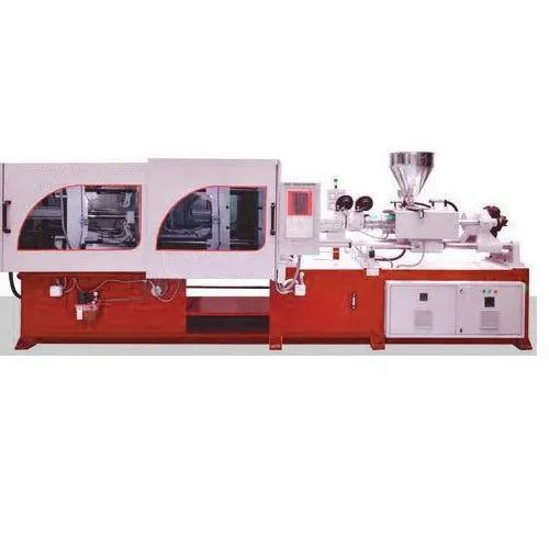 Horizontal PVC Injection Molding Machine