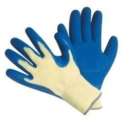 Cut Resistant PVC Coated Commercial Hand Gloves