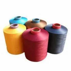 Semi-Dull Twisted Semi Dull Polyester Textile Yarn