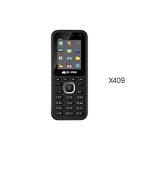 Micromax Mobile Phone X409, Screen Size: 1.77'