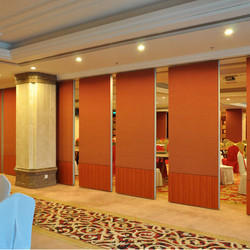 Soundproof Wall Partition Door