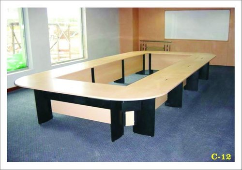 Round Conference Table Office Commercial Furniture Mosaic - Round conference table for 12