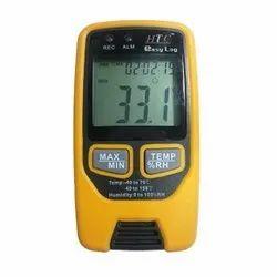 HTC-L2 PDF Temperature & Humidity Data Logger