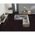 Ruby Black Floor Tiles