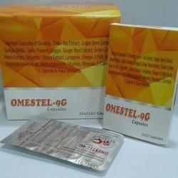 Ginseng, Lycopene, Omega 3 Fatty Acid, Multivitamin Capsule