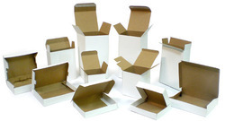 Paper Double Wall - 5 Ply Folding Box, For Food, Box Capacity: 1-5 Kg