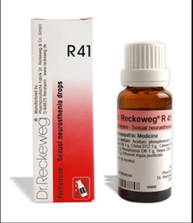 Dr. Reckeweg R41 Drops, For Clinical And Personal