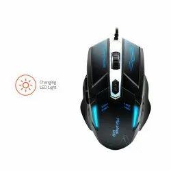 Rapoo Black Gaming V210 USB Mouse, Rs 1650 /number
