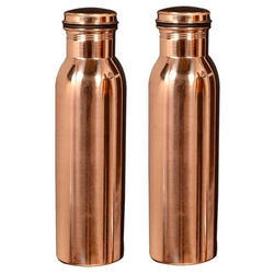 Copper Bottle