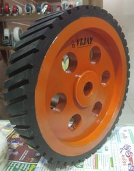 Belt Grinder Wheel