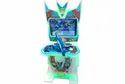 Electric Plastic & Metal 1 Player Robot Gun Shooting Game