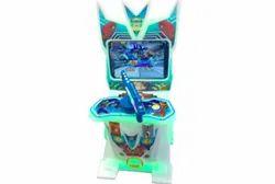 1 Player Robot Gun Shooting Game