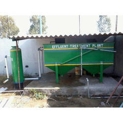 Semi Automatic Effluent Treatment Plant