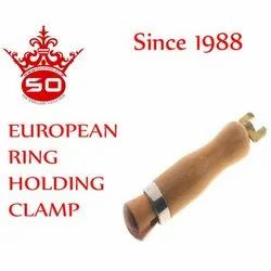 European Ring Holding Clamp