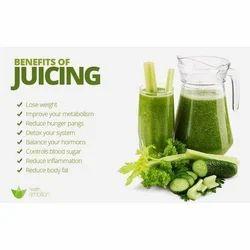 Organic Juice Weight Loss